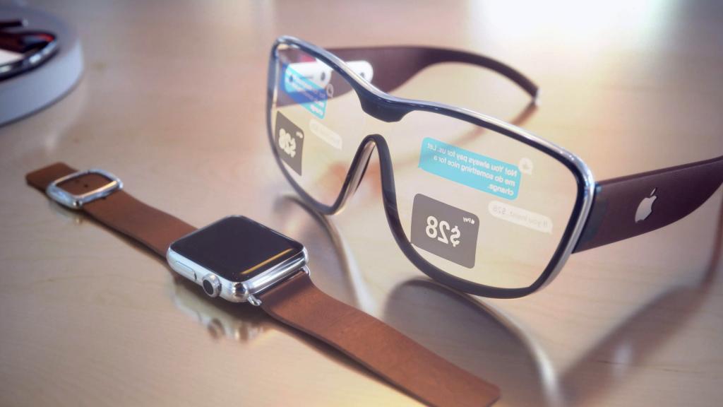 A kép csak illusztráció, a várakozásokat összegezve készített digitális render - a valódi Google Glass kinézetéről még nem tudunk semmit